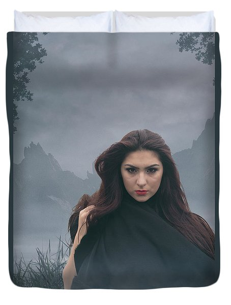 Avalon Part Two Duvet Cover
