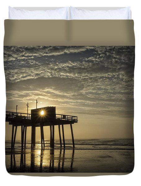 Avalon Sunrise Duvet Cover