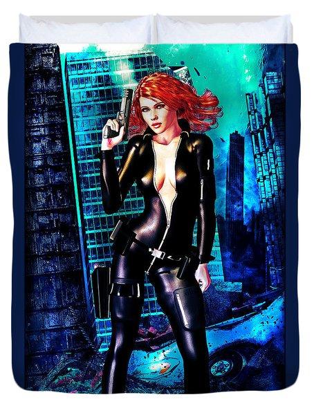 Avenger Duvet Cover