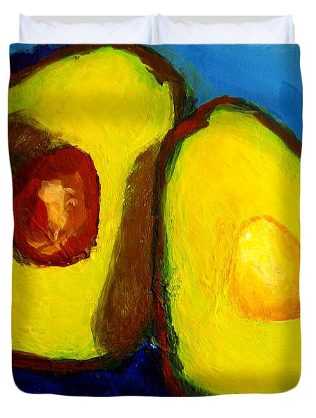Avocado Palta IIi Duvet Cover