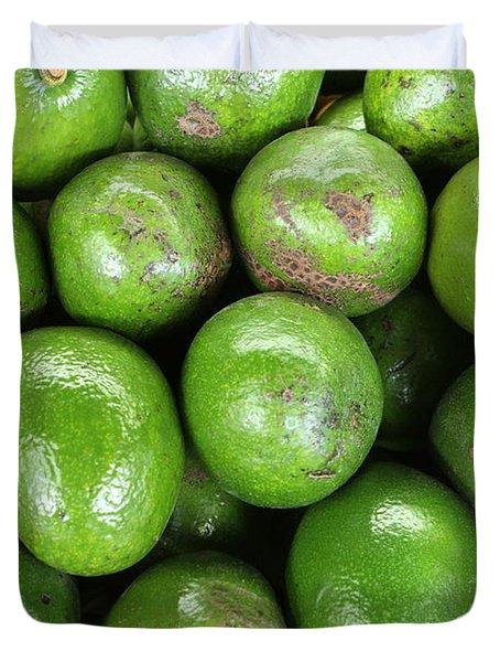 Avocados 243 Duvet Cover