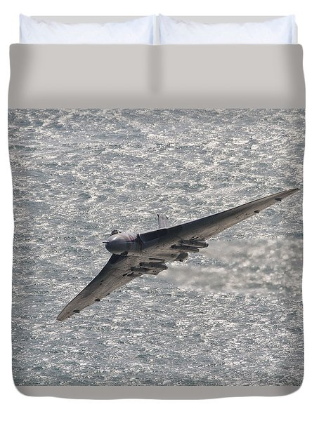 Avro Vulcan Duvet Cover