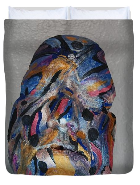 Awakend Duvet Cover