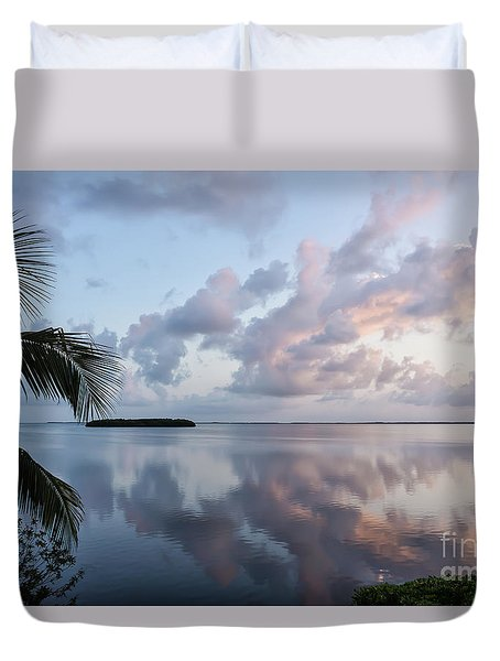 Awakening At Sunrise Duvet Cover
