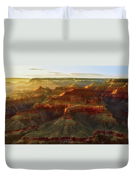 Awash With Light Duvet Cover