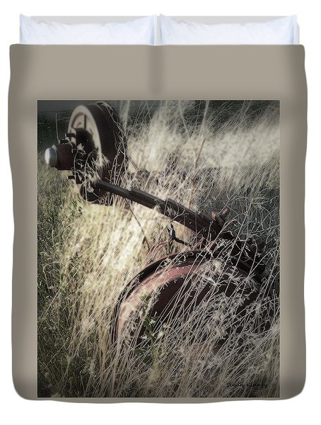 Axel Duvet Cover