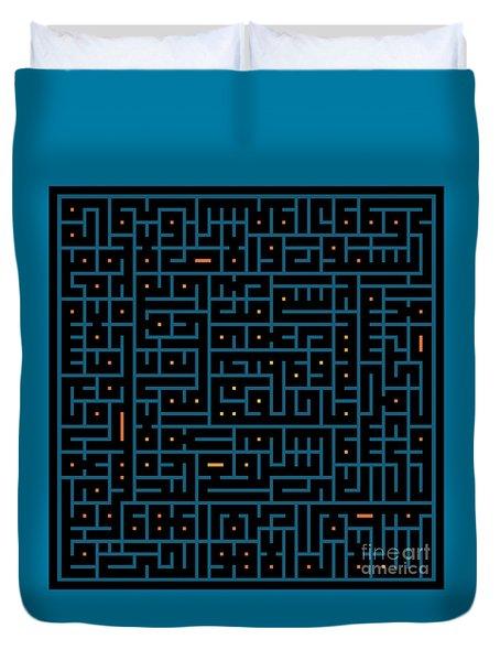 Ayat Ul-kursi03 Duvet Cover