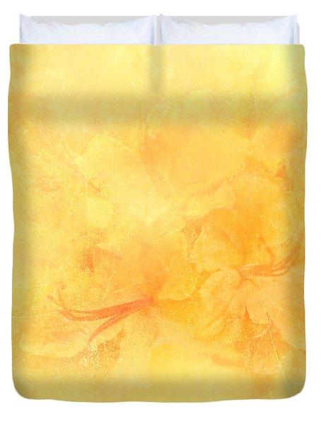 Azalea Impressions Duvet Cover