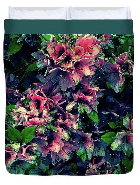 Azalea Duvet Cover