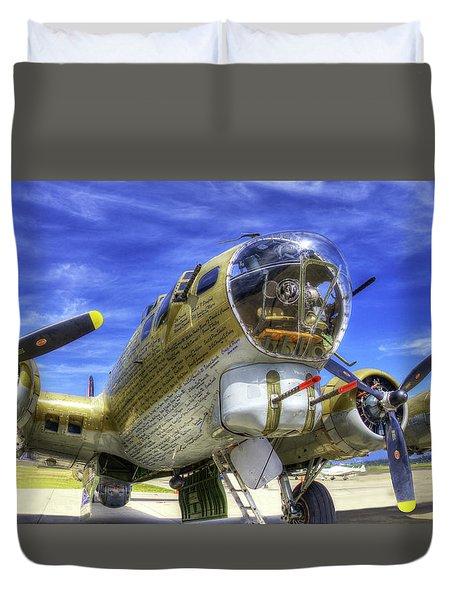 B-17 Duvet Cover