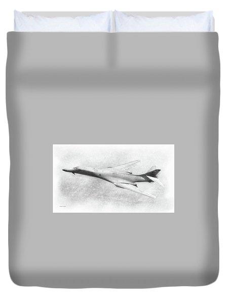B-1b Lancer Duvet Cover