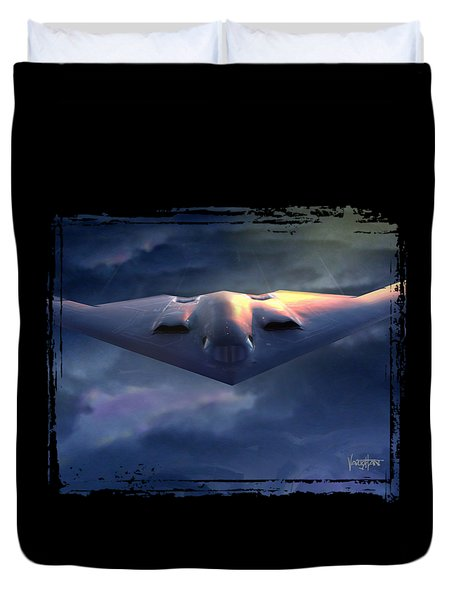 B-2 Spirit No. 1 Duvet Cover
