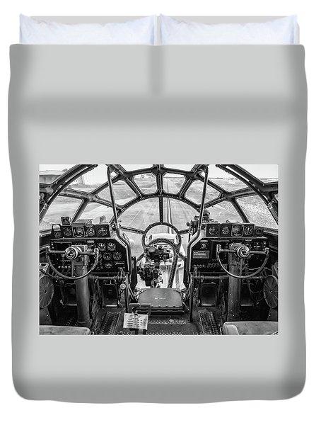 B-29 Fifi Duvet Cover