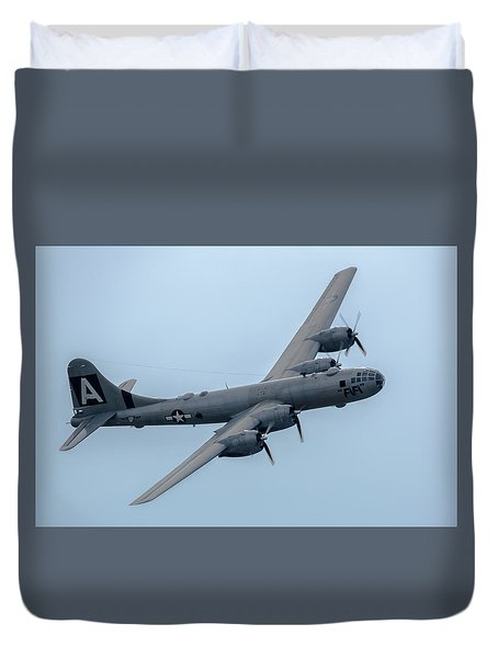B-29 Superfortress Fifi Duvet Cover