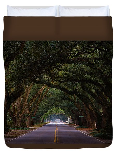 Boundary Ave Aiken Sc 6 Duvet Cover