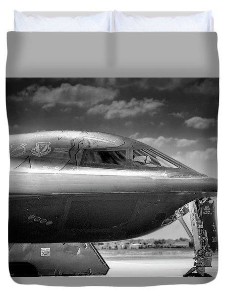 B2 Spirit Bomber Duvet Cover