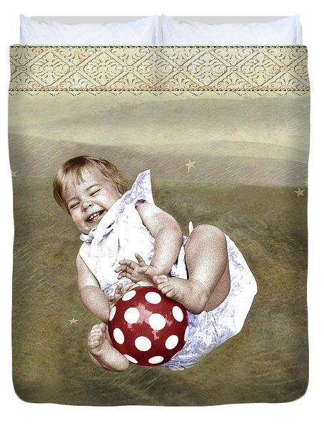 Baby Ball Duvet Cover