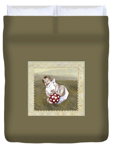 Baby Ball Duvet Cover