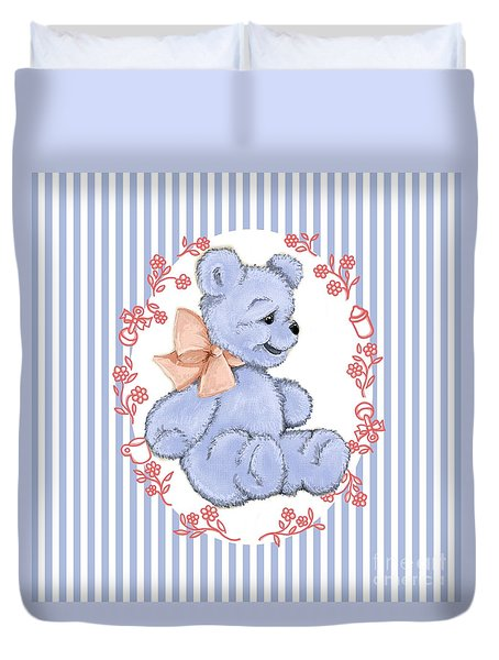 Baby Bear Duvet Cover