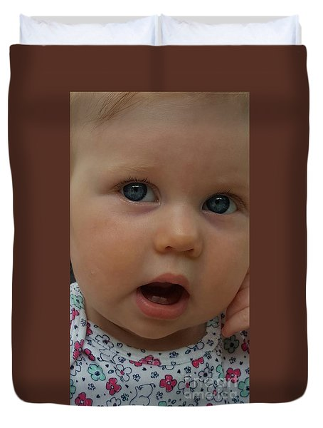 Baby Beauty Duvet Cover