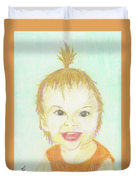 Baby Cupcake Duvet Cover