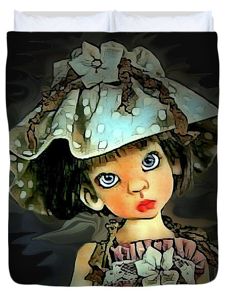 Baby Doll Collection Duvet Cover