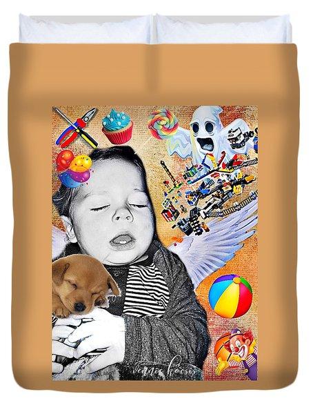 Baby Dreams Duvet Cover