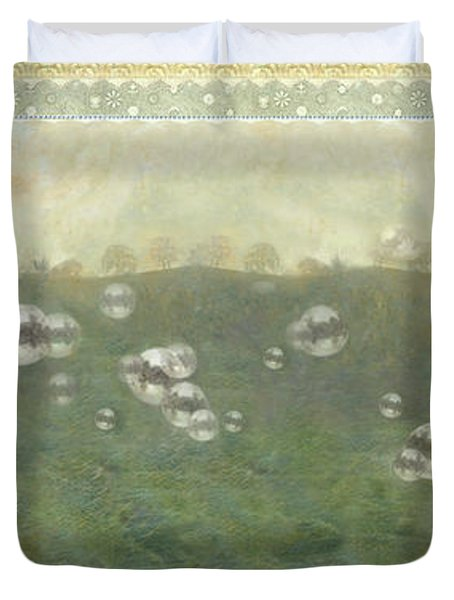 Baby Pops Bubbles Duvet Cover
