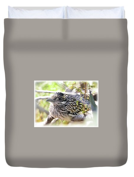 Baby Roadrunner  Duvet Cover