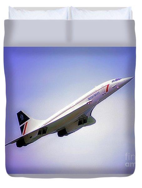 Bac Concorde  Duvet Cover