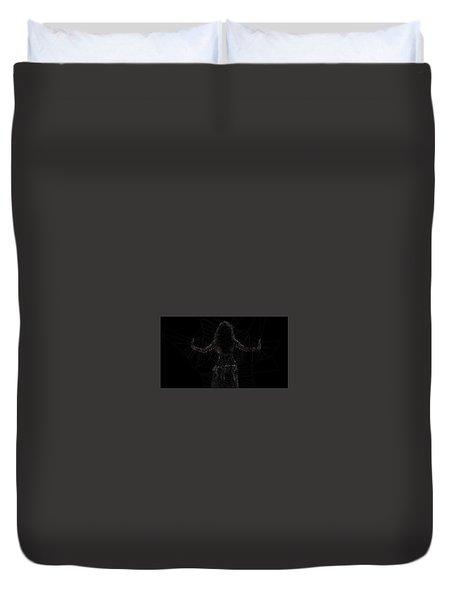 Back Duvet Cover