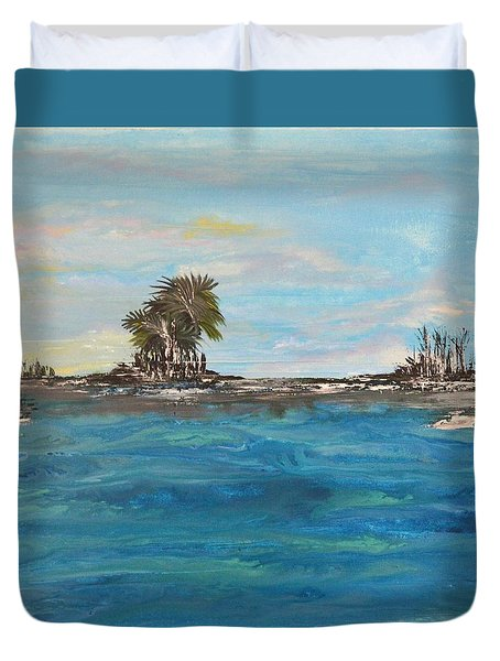 Backbay No. 404 Duvet Cover