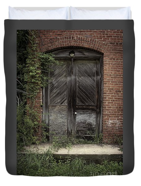 Backstreet Entrance Duvet Cover