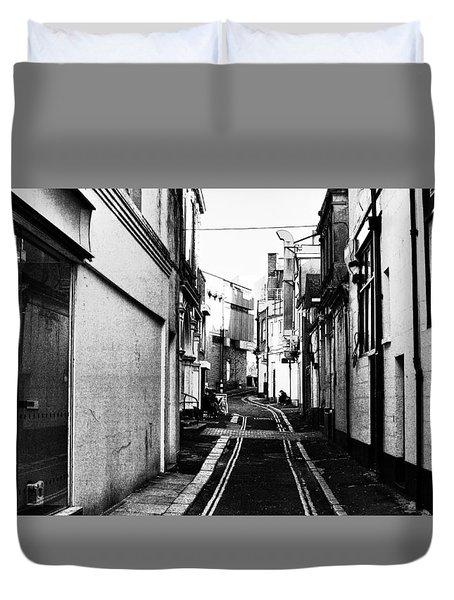 Backstreet Duvet Cover
