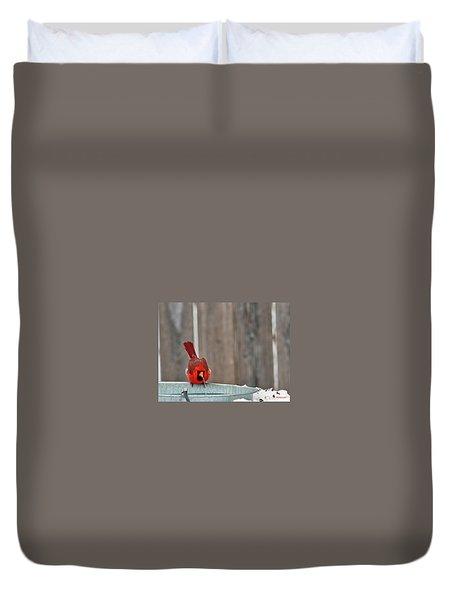 Bad Water Duvet Cover