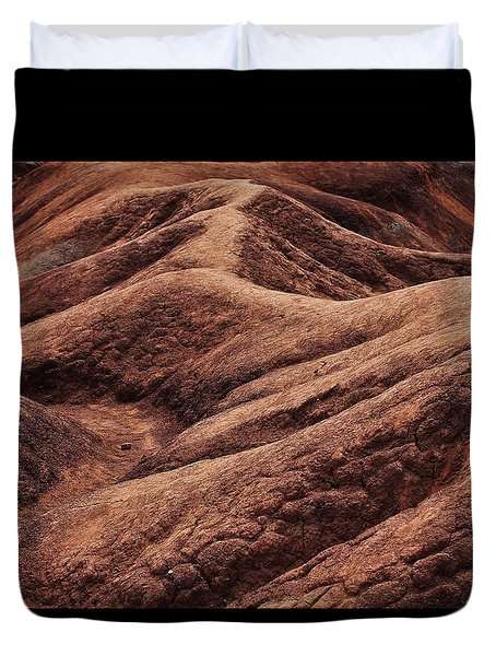 Badlands Duvet Cover