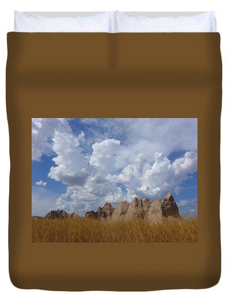 Badlands Duvet Cover