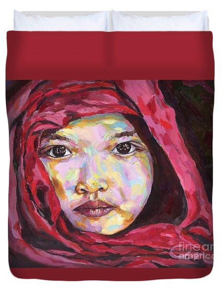 Bagan Novice Duvet Cover