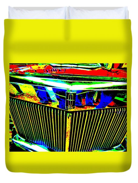 Bahre Car Show II 39 Duvet Cover