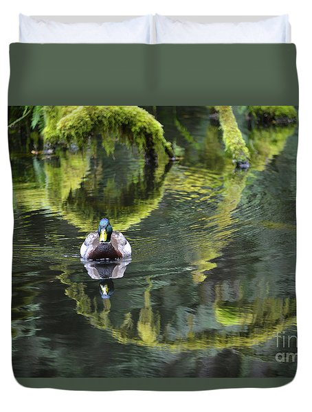 Bainbridge Duck Duvet Cover