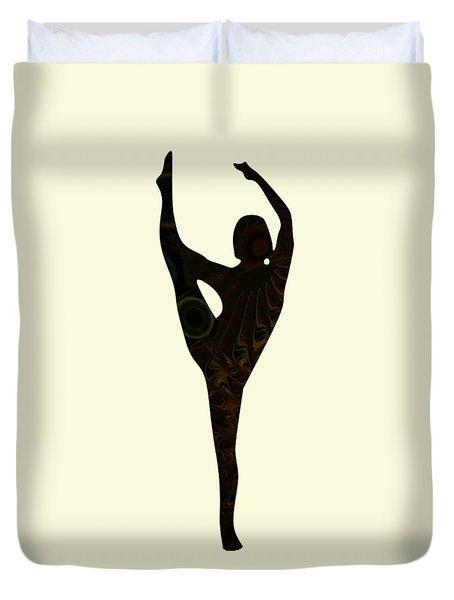 Balance Duvet Cover by Anastasiya Malakhova