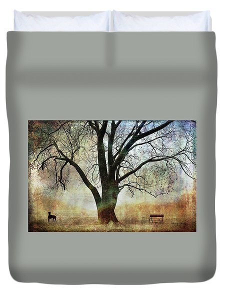 Balance And Harmony Duvet Cover