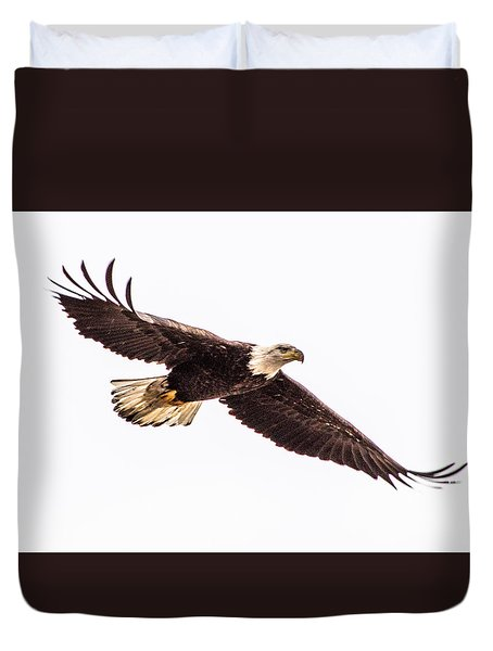 Bald Eagle 2 Duvet Cover