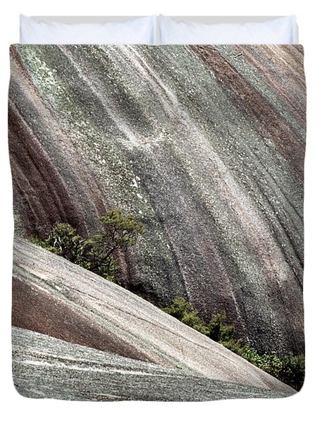 Bald Rock 01 Duvet Cover