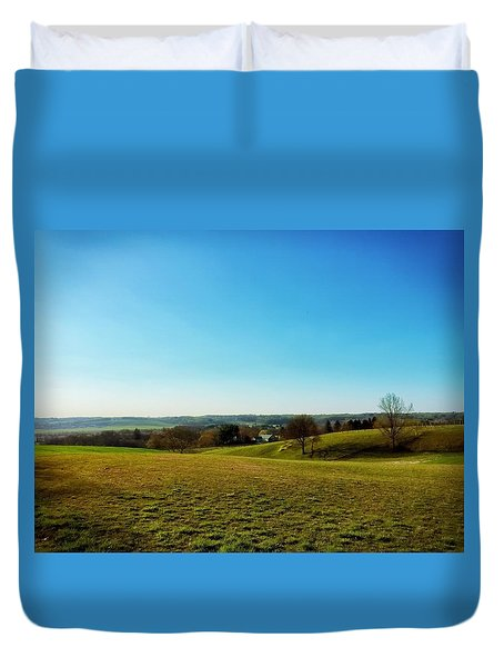 Baldwin Maryland Duvet Cover