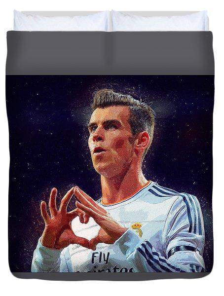 Bale Duvet Cover by Semih Yurdabak