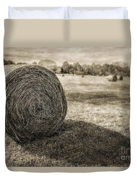 Bales Duvet Cover