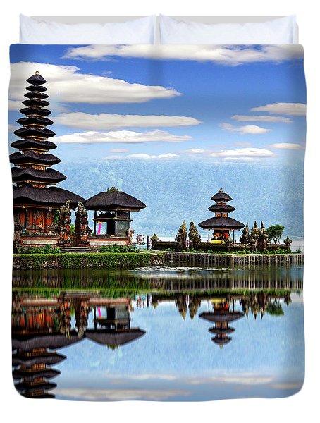 Bali 15 Duvet Cover