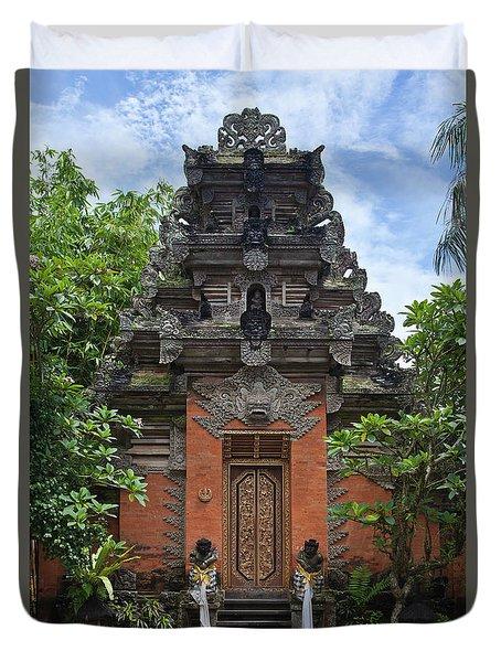 Bali_d3 Duvet Cover