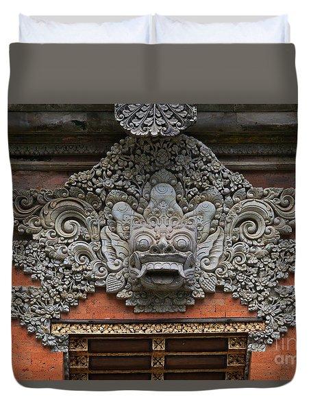 Bali_d5 Duvet Cover